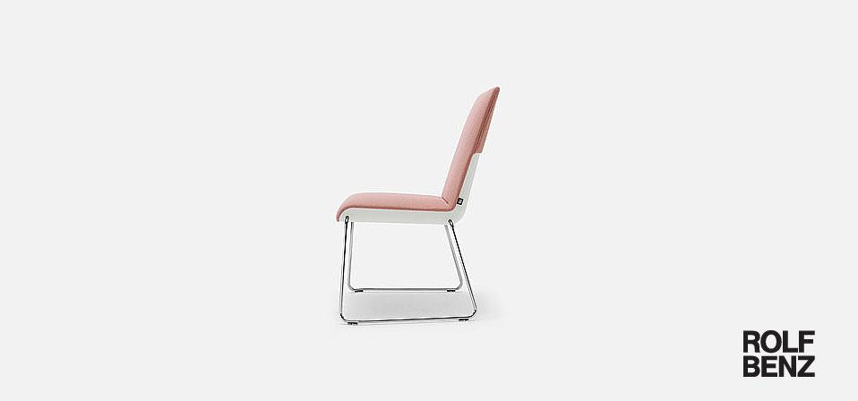 rolf benz stuhl sinus drifte wohnform. Black Bedroom Furniture Sets. Home Design Ideas