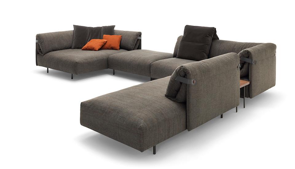 Rolf benz sofa alma drifte wohnform for Rolf benz stoffe