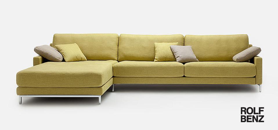 sofa rolf benz ego drifte wohnform. Black Bedroom Furniture Sets. Home Design Ideas