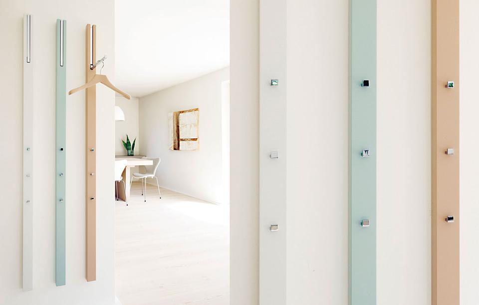 Sch nbuch garderobe line drifte wohnform for Garderobe line