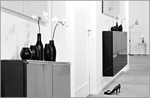 sch nbuch dielenm bel und garderoben drifte wohnform. Black Bedroom Furniture Sets. Home Design Ideas