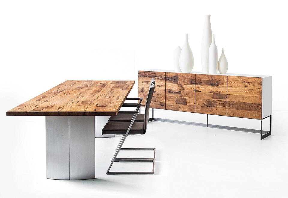 Scholtissek tisch drifte wohnform for Design tisch 120