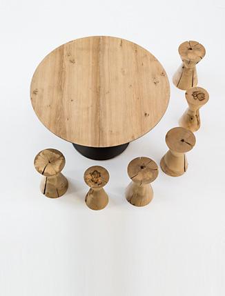 Scholtissek Tisch Radon - Drifte Wohnform