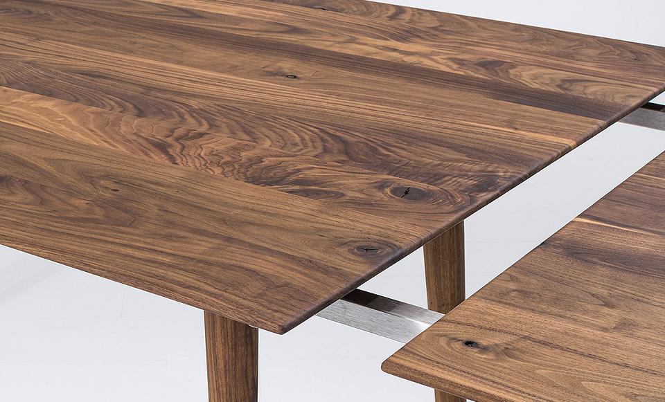 scholtissek tisch und bank huut drifte wohnform. Black Bedroom Furniture Sets. Home Design Ideas