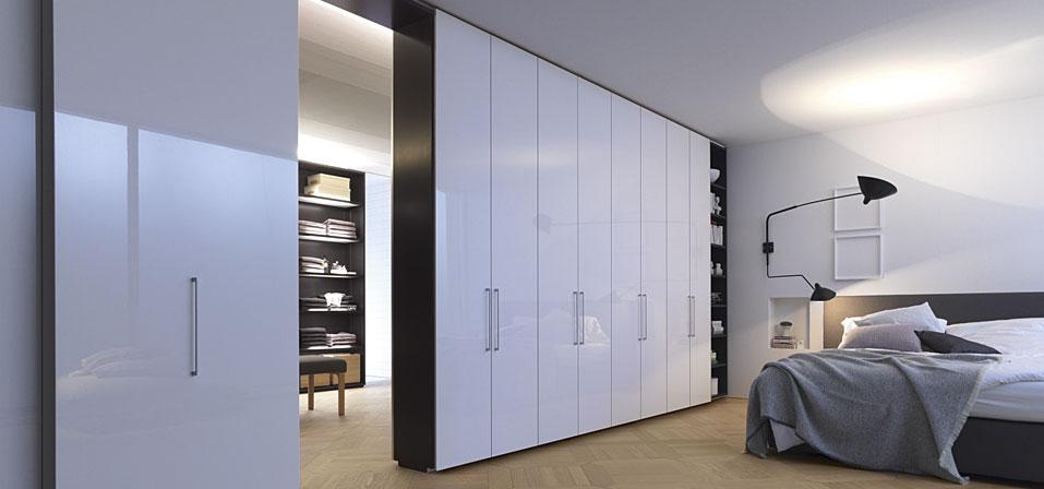 sch n moderne kleiderschr nke galerie die besten einrichtungsideen. Black Bedroom Furniture Sets. Home Design Ideas