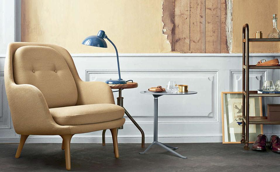 fri neuer sessel von jaime hayon drifte wohnform. Black Bedroom Furniture Sets. Home Design Ideas