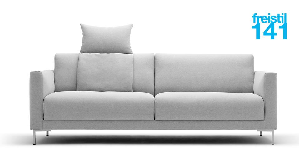 sofa freistil von rolf benz heimdesign innenarchitektur und m belideen. Black Bedroom Furniture Sets. Home Design Ideas