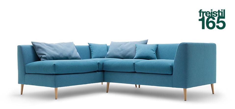 sofa freistil 165 von rolf benz drifte wohnform. Black Bedroom Furniture Sets. Home Design Ideas