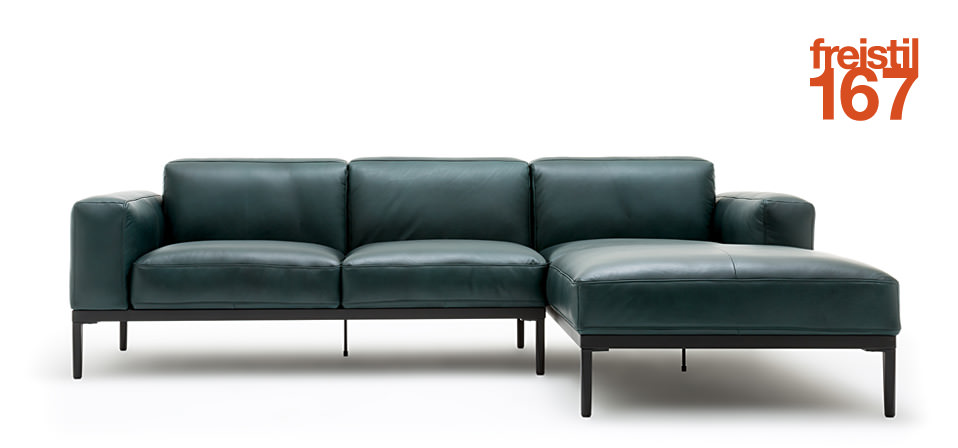 Sofa freistil 167 Rolf Benz