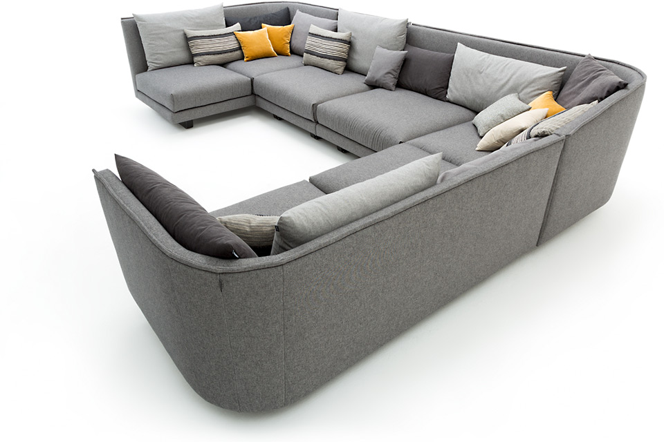 Sofa freistil 169 Rolf Benz