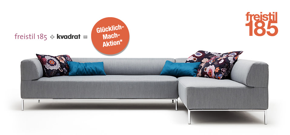 Sofa freistil 185 Rolf Benz
