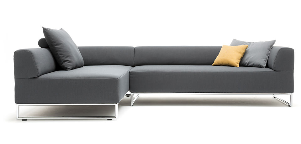 sofa freistil 185 von rolf benz drifte wohnform. Black Bedroom Furniture Sets. Home Design Ideas
