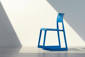 der panton chair eine original geschichte von vitra. Black Bedroom Furniture Sets. Home Design Ideas