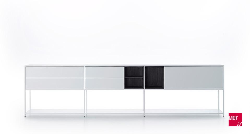 system minima 3 0 von mdf italia drifte wohnform. Black Bedroom Furniture Sets. Home Design Ideas