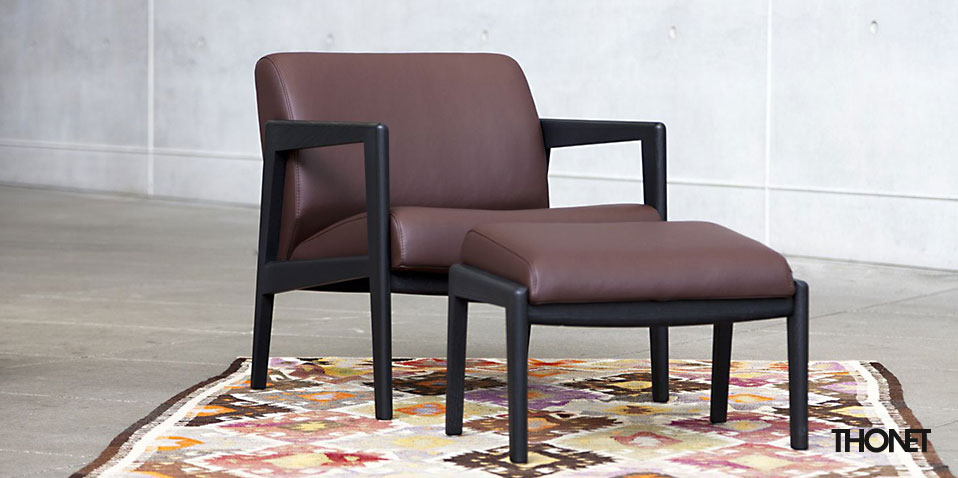 thonet sessel 860 drifte wohnform. Black Bedroom Furniture Sets. Home Design Ideas