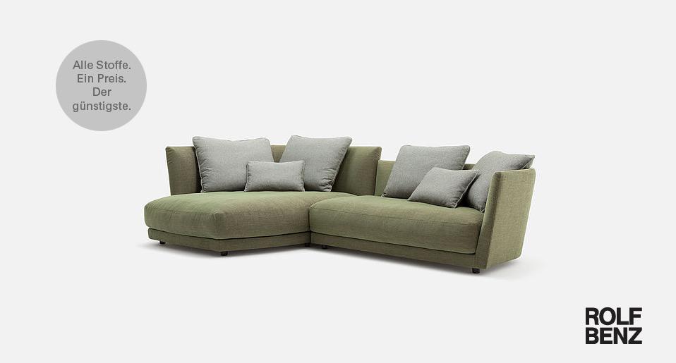 rolf benz sofas preise. Black Bedroom Furniture Sets. Home Design Ideas