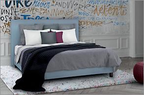 Treca interiors paris betten luxuriöses schlafen drifte wohnform