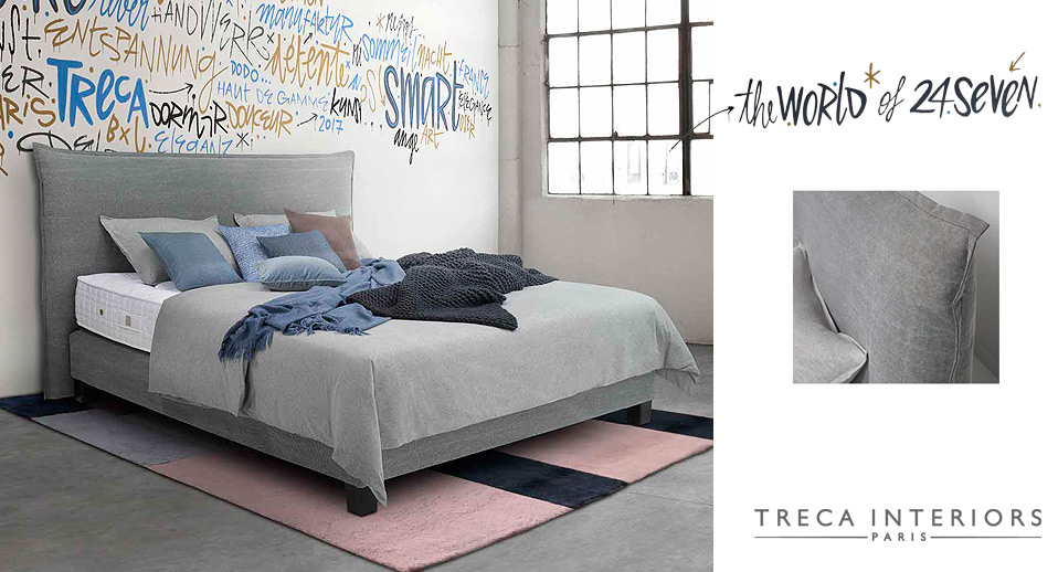 treca interiors paris betten luxuri ses schlafen drifte wohnform. Black Bedroom Furniture Sets. Home Design Ideas