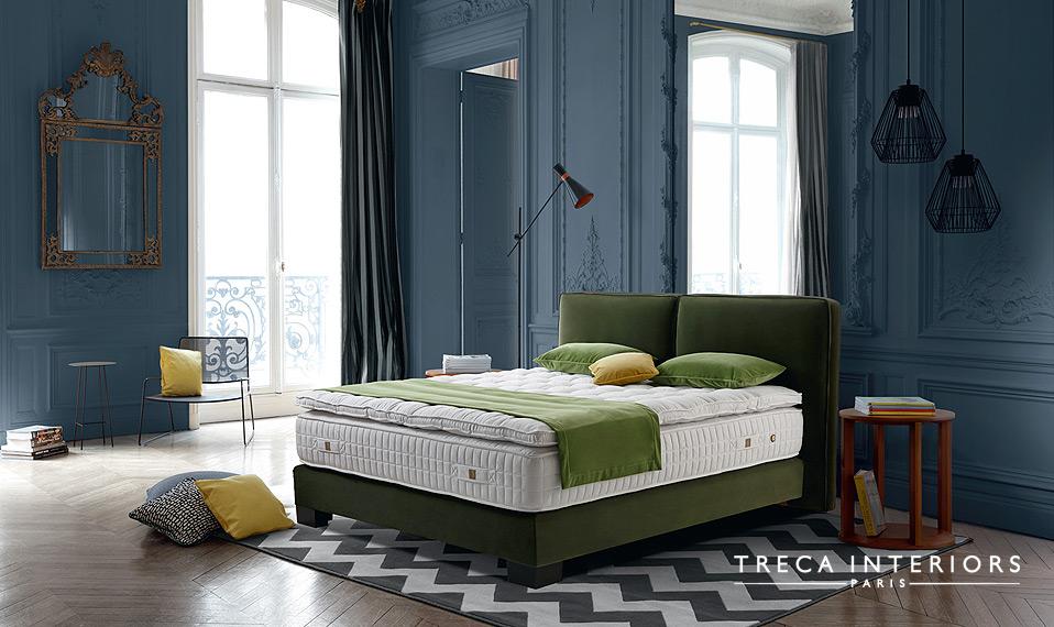 treca interiors paris kopfteil club drifte wohnform. Black Bedroom Furniture Sets. Home Design Ideas