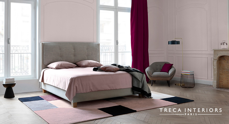 treca interiors paris kopfteil cosy drifte wohnform. Black Bedroom Furniture Sets. Home Design Ideas