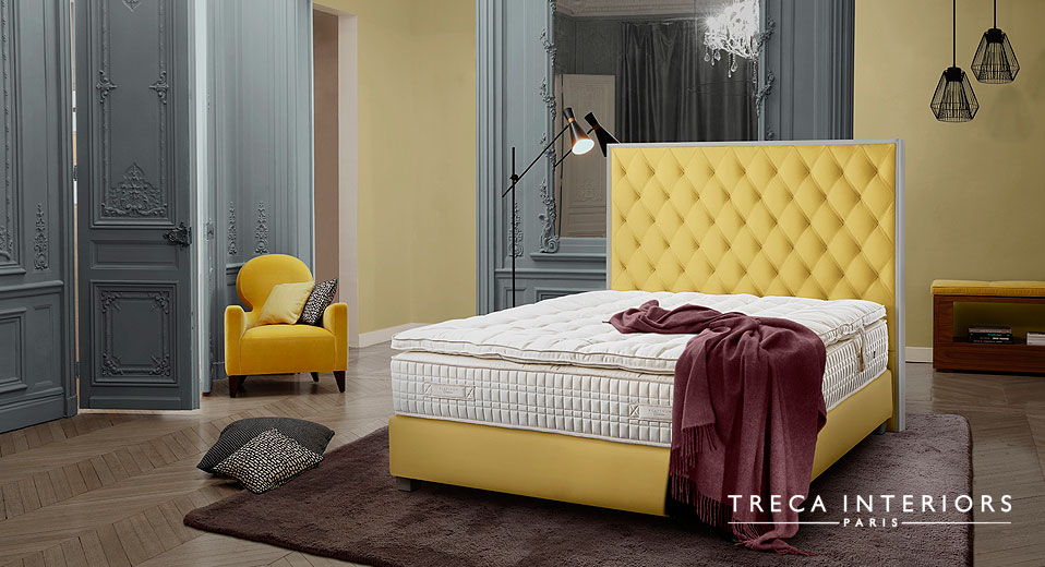 treca interiors paris kopfteil diamant brut drifte wohnform. Black Bedroom Furniture Sets. Home Design Ideas