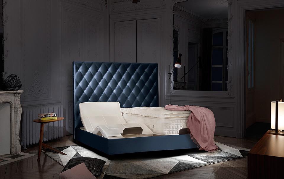 Treca interiors paris kopfteil diamant drifte wohnform - Treca interiors paris ...