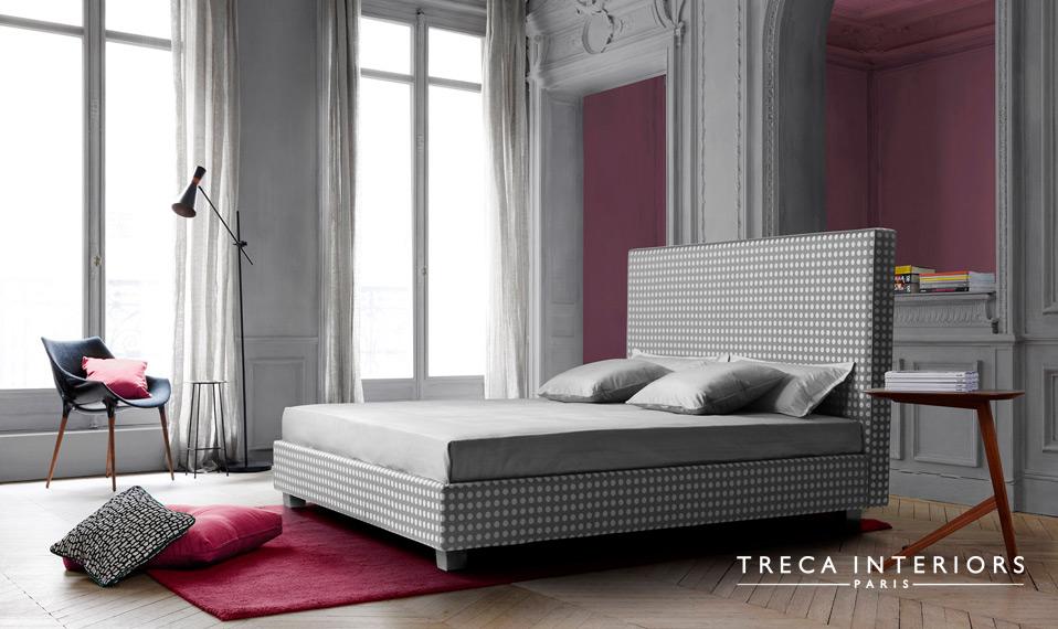 Treca interiors paris kopfteil moderne drifte wohnform - Treca interiors paris ...