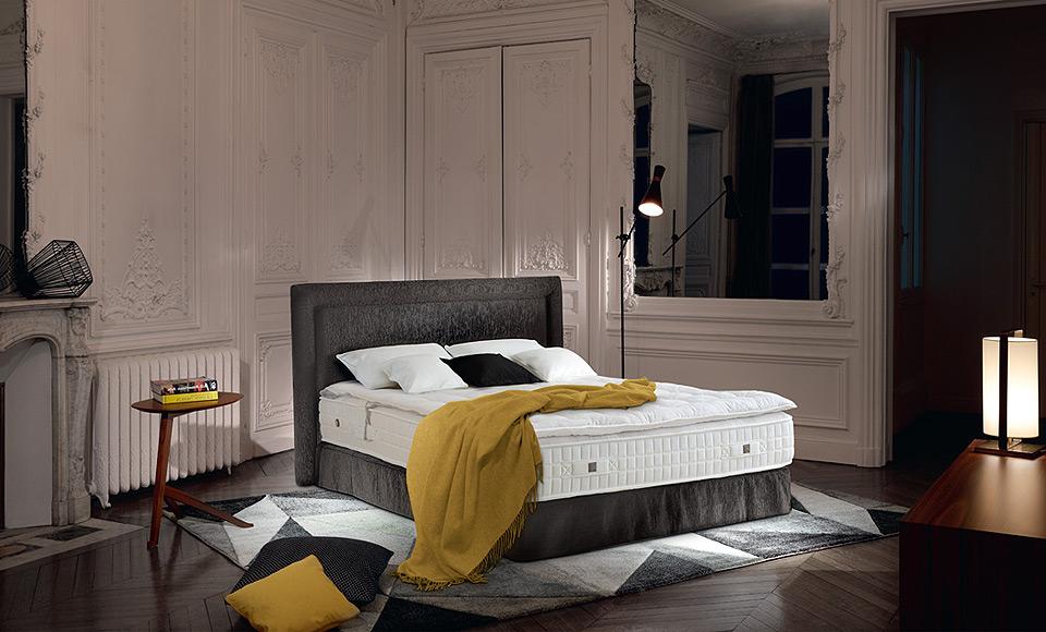 treca interiors paris kopfteil monte carlo drifte wohnform. Black Bedroom Furniture Sets. Home Design Ideas