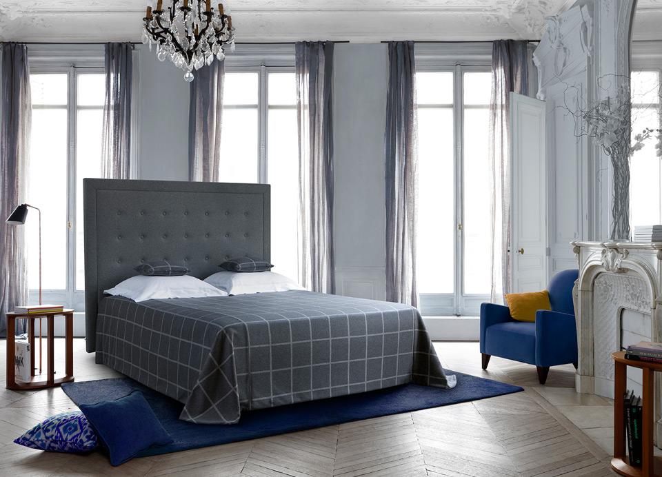 treca interiors paris kopfteil tournelle drifte wohnform. Black Bedroom Furniture Sets. Home Design Ideas