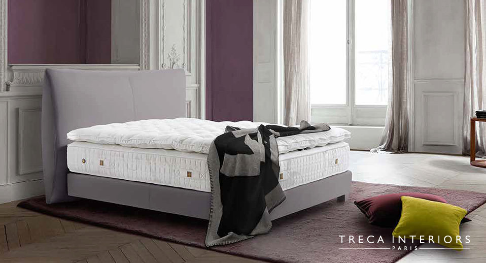 treca interiors paris betten luxuri ses schlafen. Black Bedroom Furniture Sets. Home Design Ideas