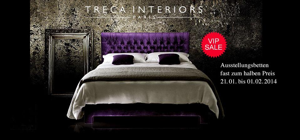 treca ausstellungsbetten vip sale drifte wohnform. Black Bedroom Furniture Sets. Home Design Ideas
