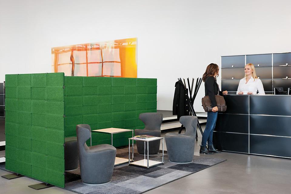 usm privacy panels drifte wohnform. Black Bedroom Furniture Sets. Home Design Ideas