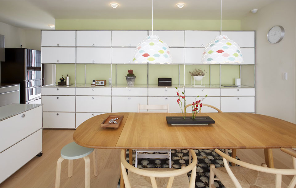 usm same but different drifte wohnform. Black Bedroom Furniture Sets. Home Design Ideas