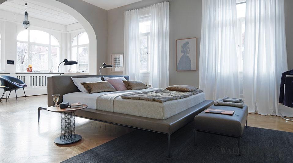 walter knoll bett jaan drifte wohnform. Black Bedroom Furniture Sets. Home Design Ideas