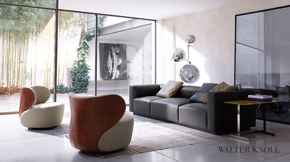 walter knoll polsterm bel und objekteinrichtungen drifte wohnform. Black Bedroom Furniture Sets. Home Design Ideas