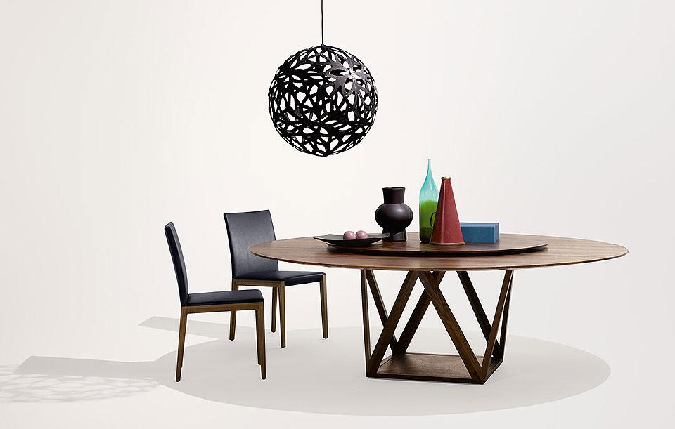 walter knoll tisch tobu drifte wohnform. Black Bedroom Furniture Sets. Home Design Ideas