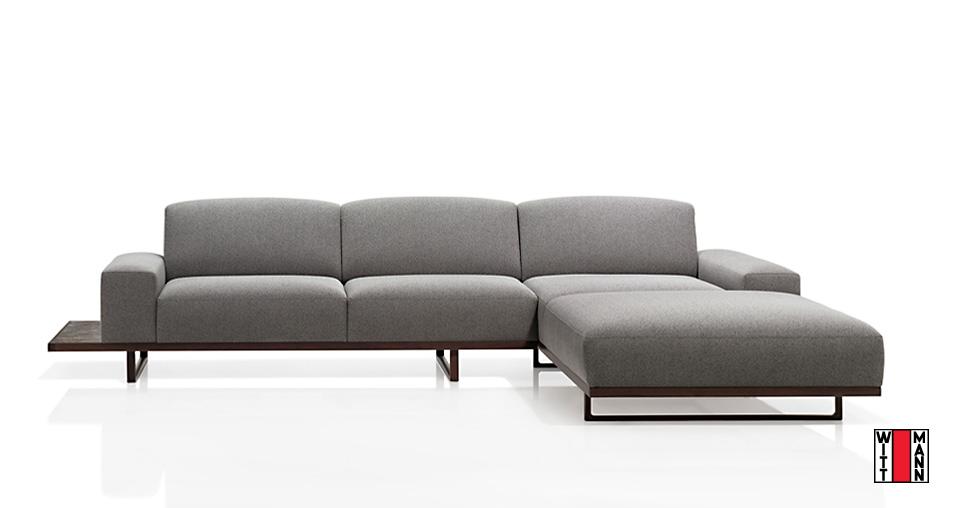 wittmann sofa palais drifte wohnform. Black Bedroom Furniture Sets. Home Design Ideas