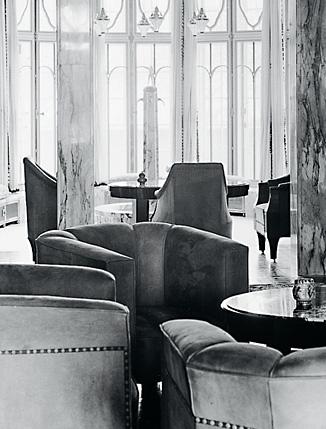 wittmann sitzgruppe palais stoclet drifte wohnform. Black Bedroom Furniture Sets. Home Design Ideas
