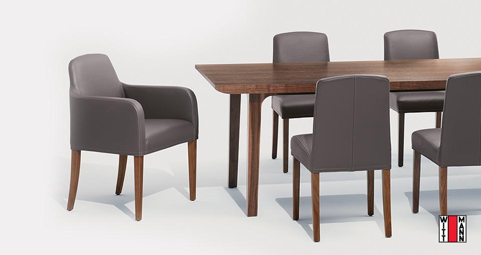 wittmann stuhl alma drifte wohnform. Black Bedroom Furniture Sets. Home Design Ideas