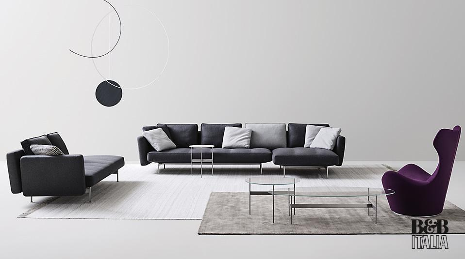 B&B Italia Sofa SAKé Drifte Wohnform