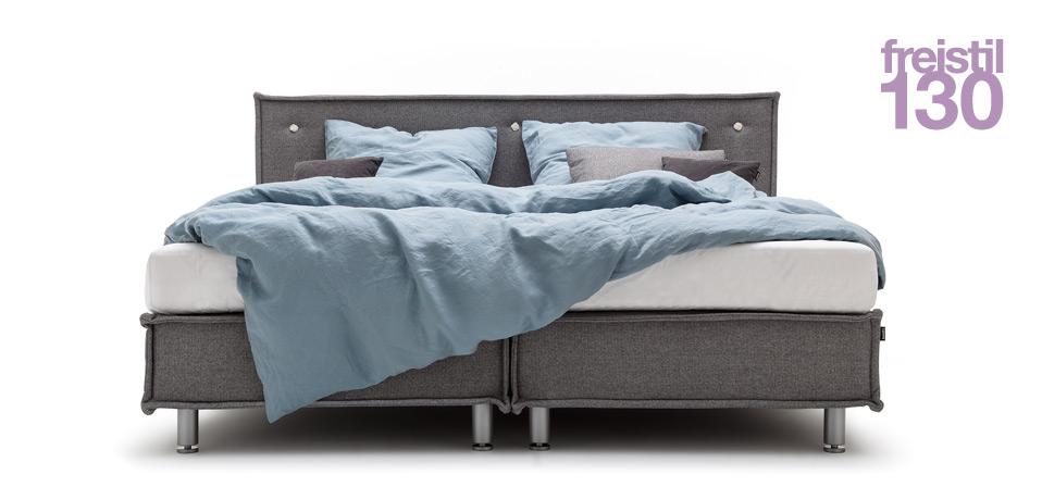 Bett freistil 130 von Rolf Benz Drifte Wohnform