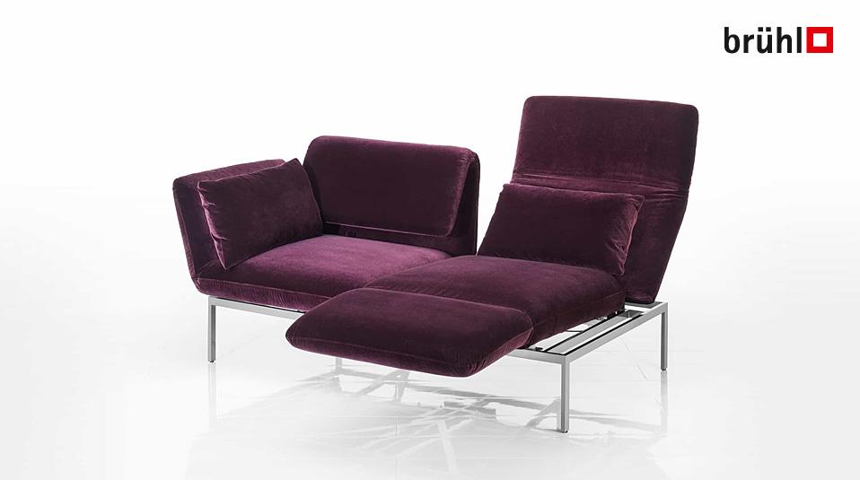 brühl Sofa roro medium Drifte Wohnform