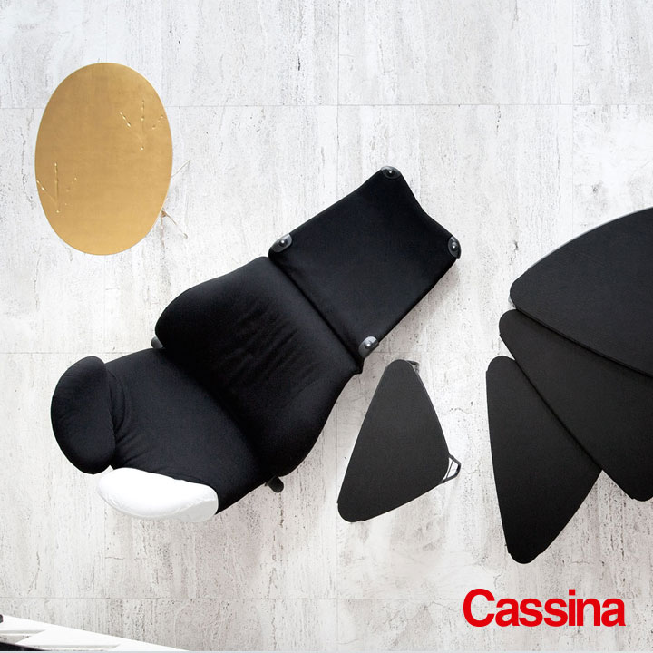 Cassina Sessel 111 WINK