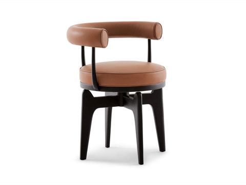 528 Cassina Indochine Stuhl
