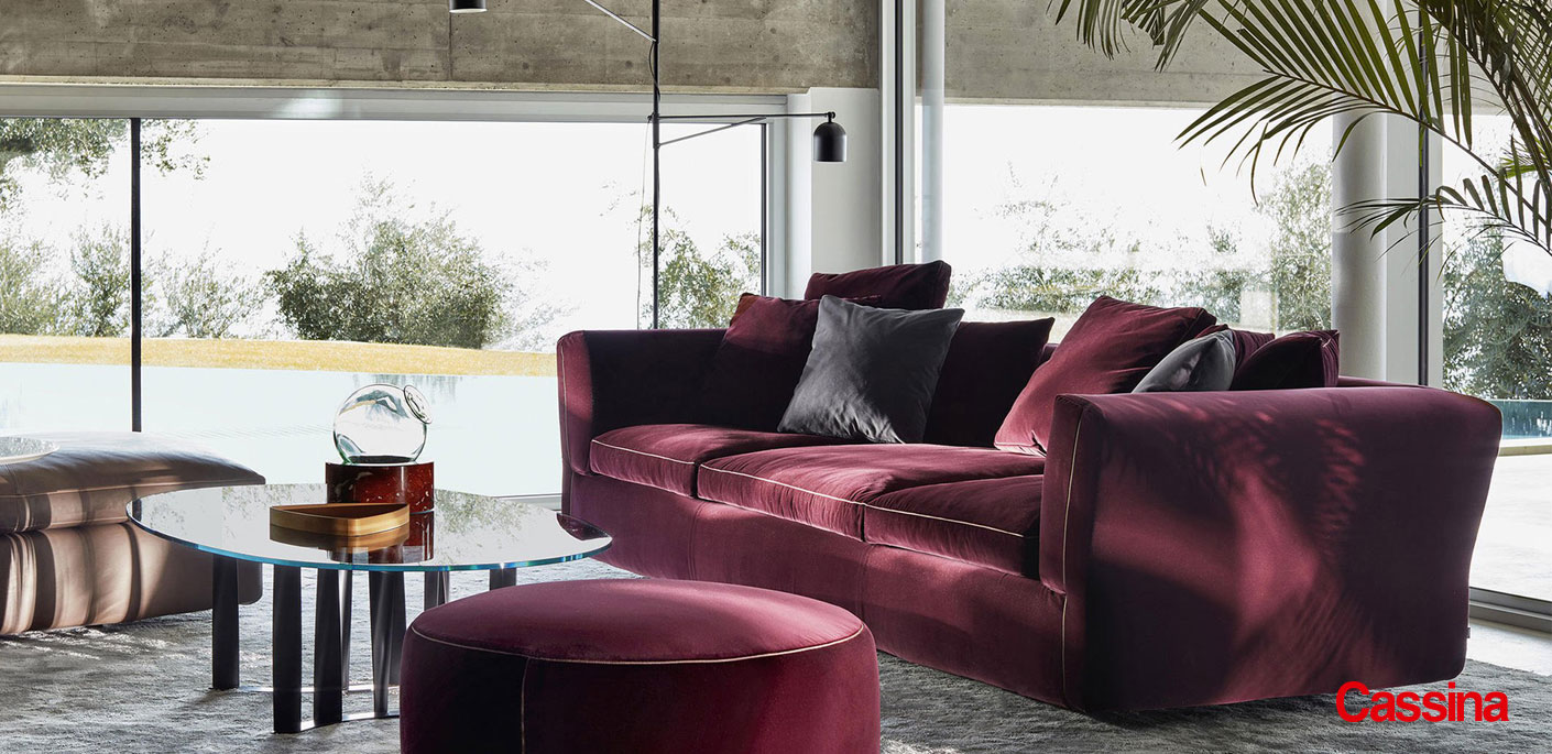 Cassina Dress-up Sofa System Rodolfo Dordoni