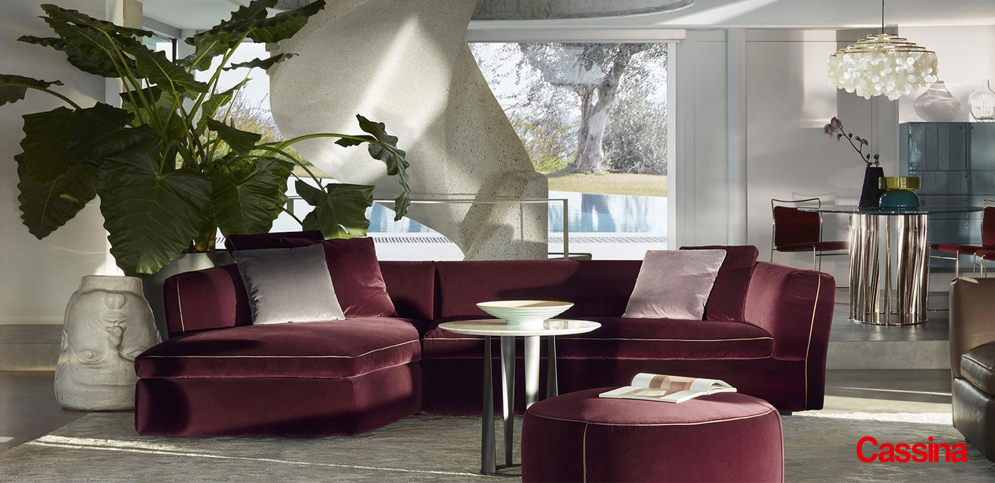 Cassina Dress-up Sofa System von Rodolfo Dordoni