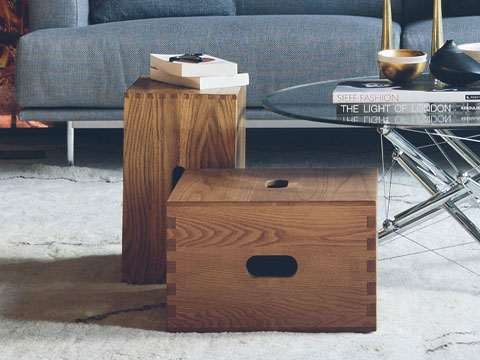 Cassina Hocker Tabourets