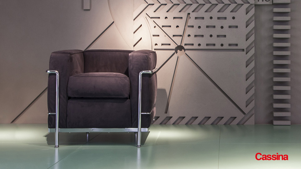 Entdeck Cassina Aktion LC Collection