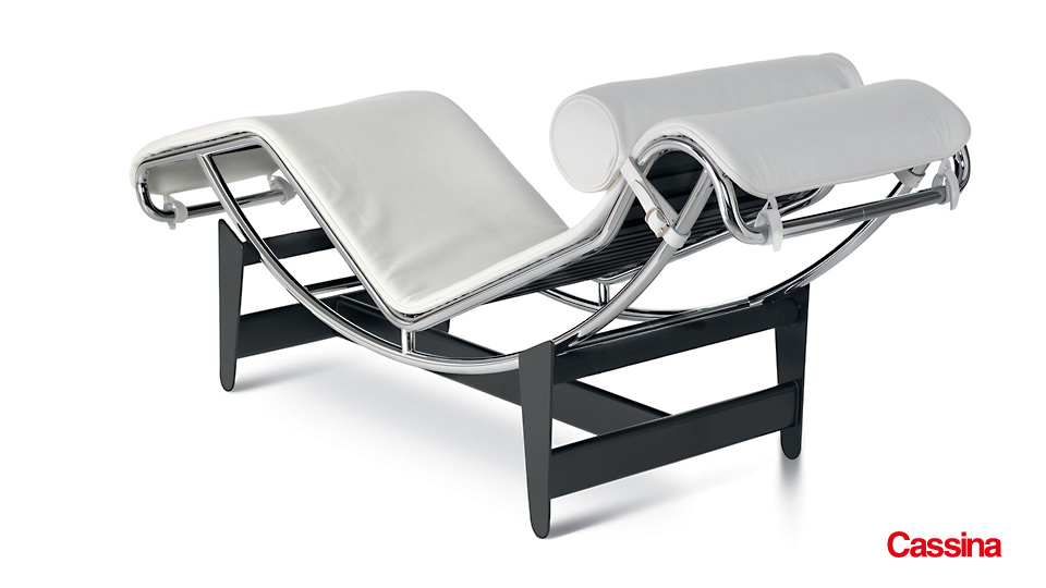 Cassina lc4 chaiselongue le corbusier drifte wohnform for Mornata arredamenti milano