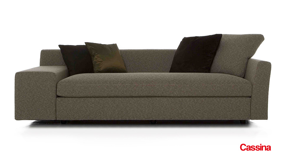 cassina sofa 235 238 mister drifte wohnform. Black Bedroom Furniture Sets. Home Design Ideas